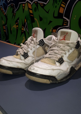 Nettoyage chaussure Arras